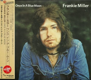 Frankie Miller - Once In A Blue Moon (1972)