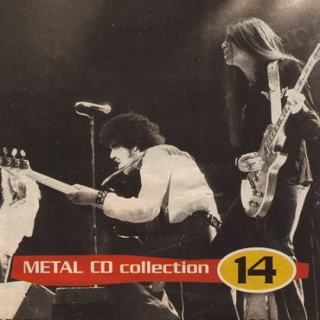 VA - Metal CD Collection 14 (1993)
