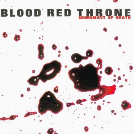Blood Red Throne - Monument of Death (2001)