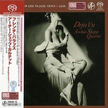 Archie Shepp Quartet - Deja Vu (2001) [2014 SACD]