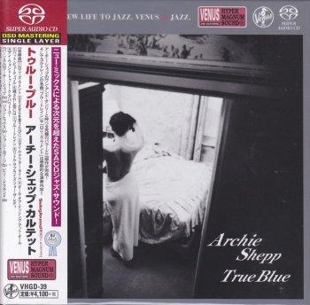 Archie Shepp Quartet - True Blue (2000) [2014 SACD]