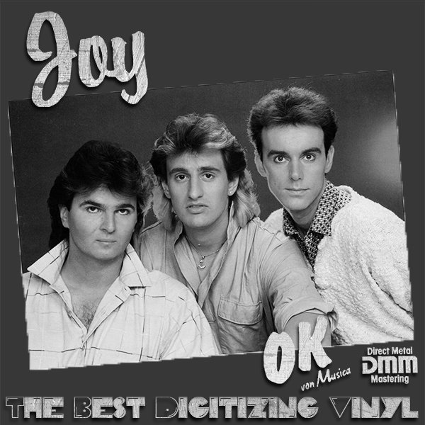 JOY «Discography on vinyl» (2 x LP + 4 x EP + CD • OK-Musica, Vienna • 1986)