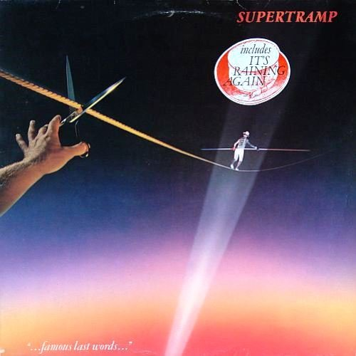 Supertramp - ...Famous Last Words... (1982) [Vinyl Rip 24/96]