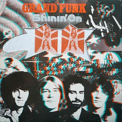 Grand Funk - Shinin'On (1974) [Vinyl Rip 24/96]