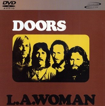 The Doors - L.A.Woman [DVD-Audio] (2000)