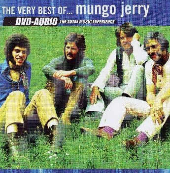 Mungo Jerry - The Very Best Of... [DVD-Audio] (2002)