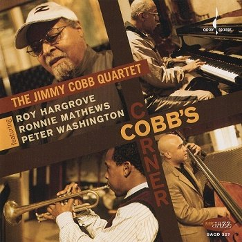 The Jimmy Cobb Quartet - Cobb's Corner [SACD] (2006)
