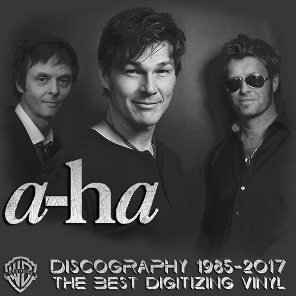 A-HA «Discography on vinyl» (12 x LP + 4 x EP • Warner Bros. Records • 1985-2017)