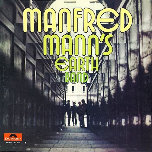 Manfred Mann's Earth Band - Manfred Mann's Earth Band (1972) [Vinyl Rip 24/96]