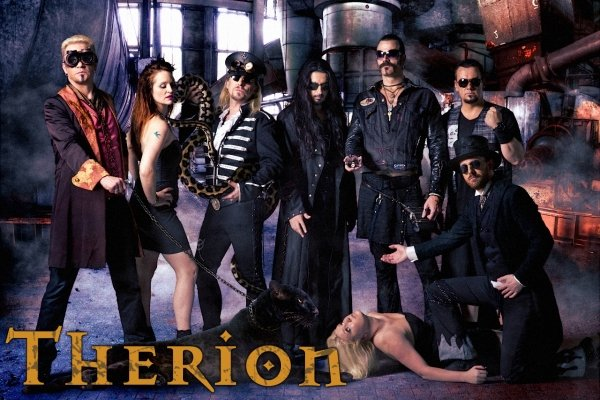 Therion - Discography (1991-2018)