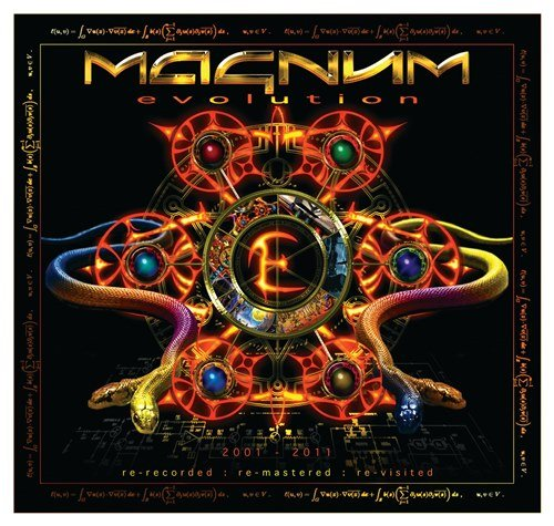 Magnum - Evolution (2011) [WEB Release]