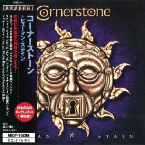 Cornerstone - Human Stain (2002) [Japan Edit.]