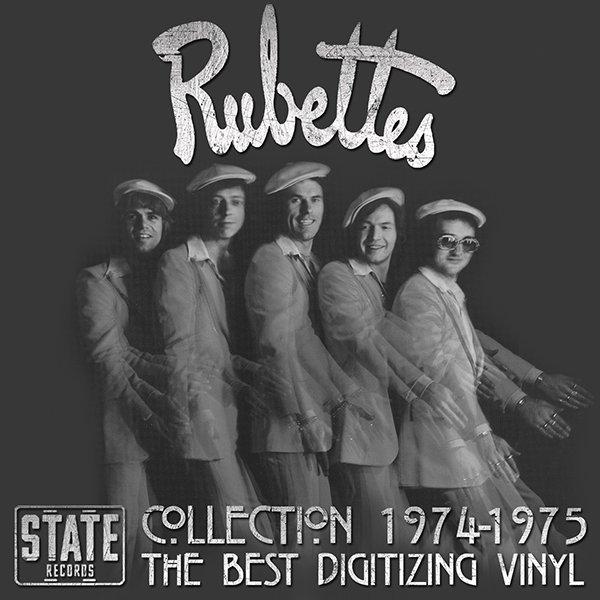 RUBETTES ?Vinyl Collection? (2 x LP ? Gerhard Kaiser GmbH ? 1974-1975)