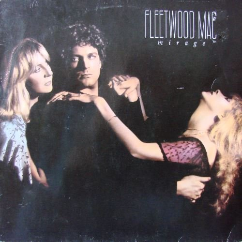 Fleetwood Mac - Mirage (1982) [Vinyl Rip 24/96]