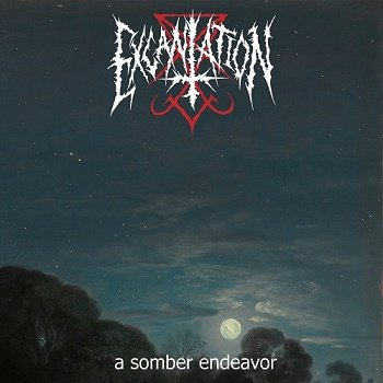 Excantation - A Somber Endeavor (Limited Edition) (2018)