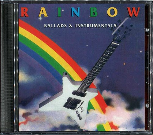 RAINBOW «Discography Deluxe Edition» + bonus (10 x CD • Polydor Re-mastered • 2011-2012)