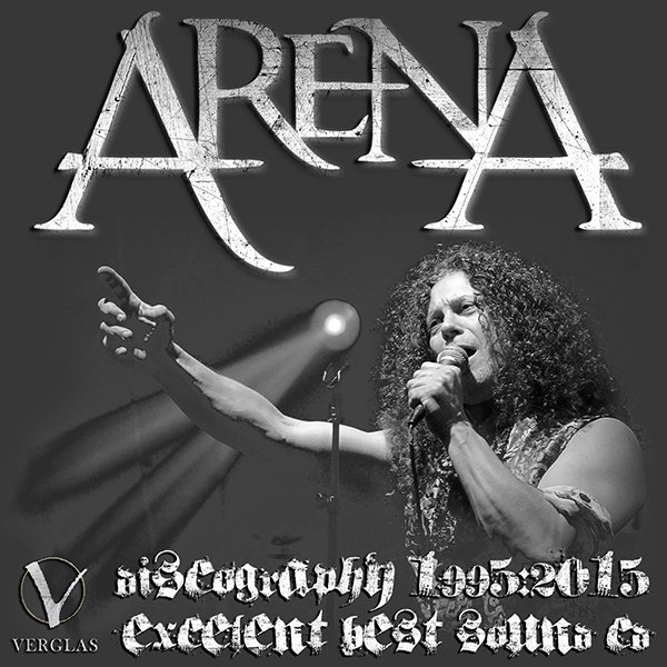 ARENA «Discography» (10 x CD + 2 x EP • Verglas Music • 1995-2015)