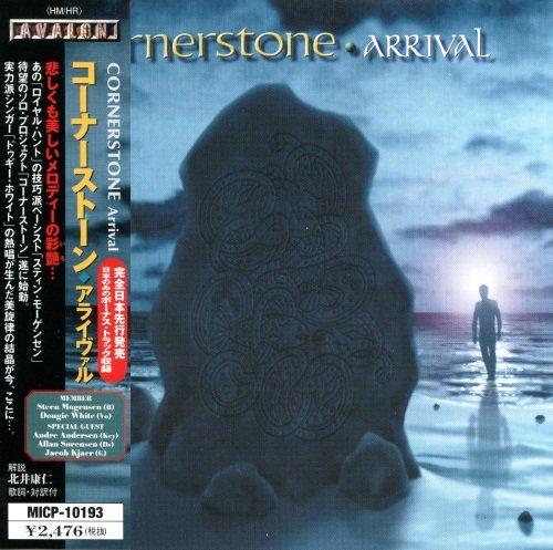 Cornerstone - Arrival (2000) [Japan Edit.]