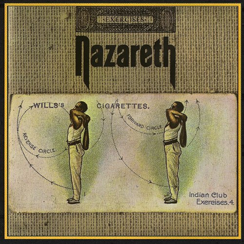 NAZARETH «Discography 1971-1990» (18 x CD • Castle Classics Limited • Issue 1987-1992)