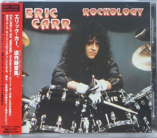 Eric Carr - Rockology (1999) [Japan Press +  E.C. Press 2000]