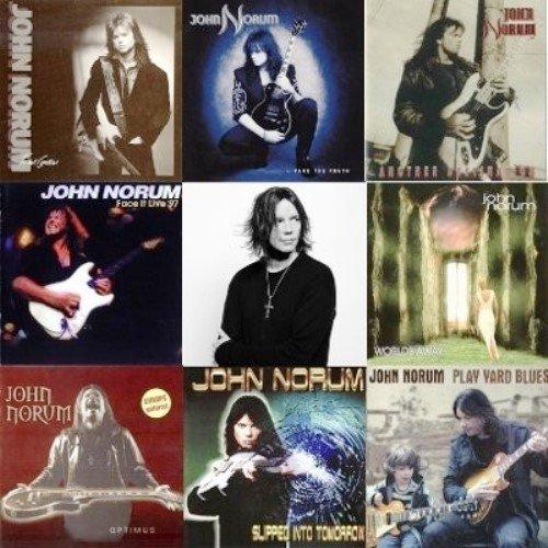 John Norum - Discography (1987-2010) [8CD]