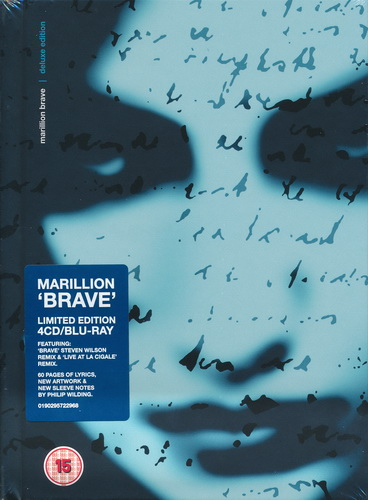 Marillion: 1994 Brave - 5-Disc Box Parlophone Records 2018