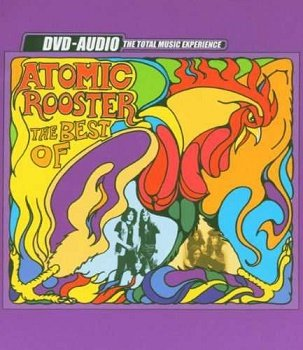 Atomic Rooster - The Best Of [DVD-Audio] (2002)