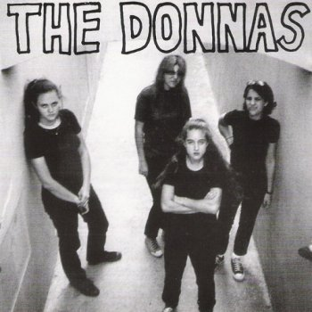 The Donnas - The Donnas [Reissue 1998] (1997)