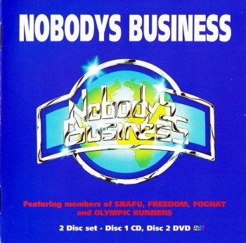 Nobody's Business - Nobody's Business (1978)