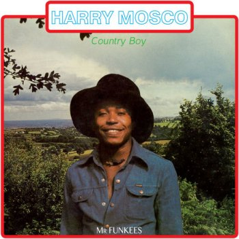 Harry Mosco - Country Boy (Mr. Funkees) (1978) [LP Reissue 2016]