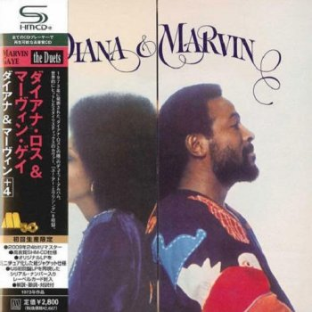 Diana & Marvin - Diana & Marvin (Japan Edition) (2009)