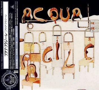 A?qua Fragile - A?qua Fragile (1973)
