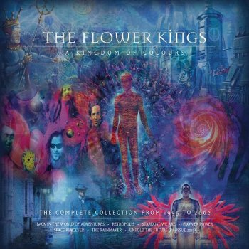 The Flower Kings - A Kingdom Of Colours (1995-2002) [2017 10CD Box]