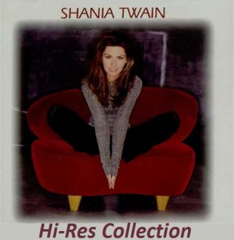 Shania Twain - Hi-Res Collection (1993-2017)