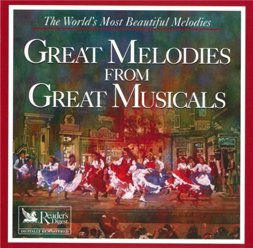 VA - Great Melodies From Great Musicals (1999)