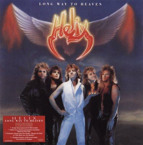 Helix - Long Way To Heaven (1985) [2011]