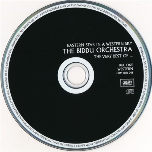 The Biddu Orchestra - The Very Best Of: Eastern Star In A Western Sky (2 CD 2004)