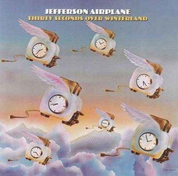 Jefferson Airplane - Thirty Seconds Over Winterland (1973) [Vinyl]
