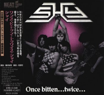 Shy - Once Bitten... Twice Shy (1983)