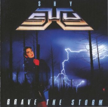 Shy - Brave The Storm (1985)