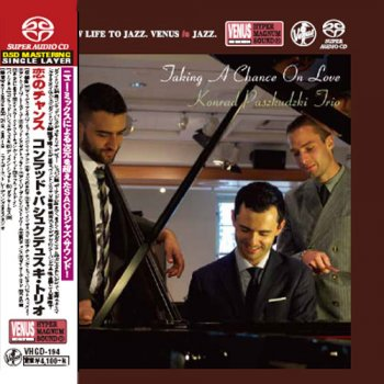 Konrad Paszkudzki Trio - Taking A Chance On Love (2017) [SACD]