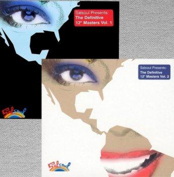 """VA - Salsoul Presents: Definitive 12"""" Masters Vol.1 & 2 (2004)"""