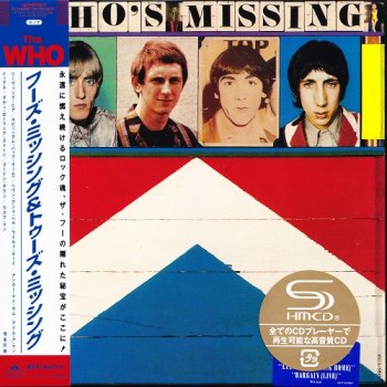The Who - Who's Missing / Two's Missing 1985-87 (2011)