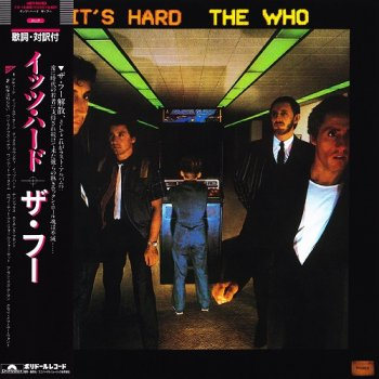 The Who - It's Hard (1982) [2011]