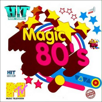 VA - Magic 80's: 500 Best Hits (2007)
