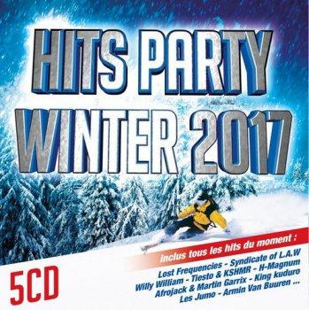 VA - Hits Party Winter 2017 [5CD Box Set] (2016)