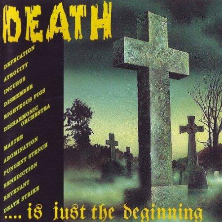 VA - Death ... Is Just The Beginning Vol. 1 (1992)