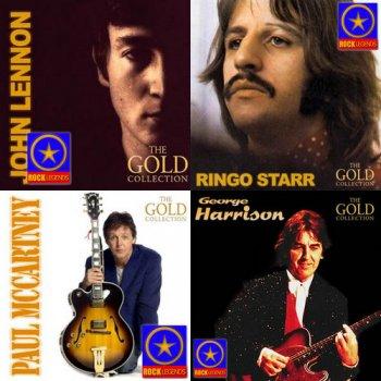 John Lennon, George Harrison, Ringo Starr, Paul McCartney - Rock Legends: The Gold Collection (2012)