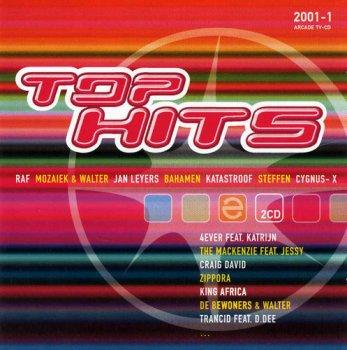 VA - Top Hits 2001 Volume 1-4 (2001)