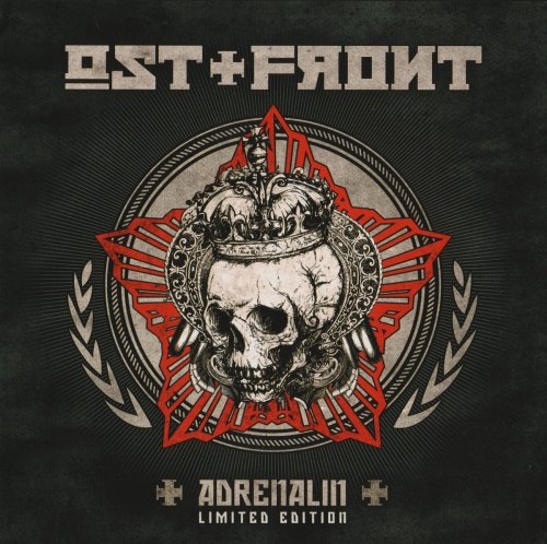 Ost+Front - Adrenalin [4CD] (2018)
